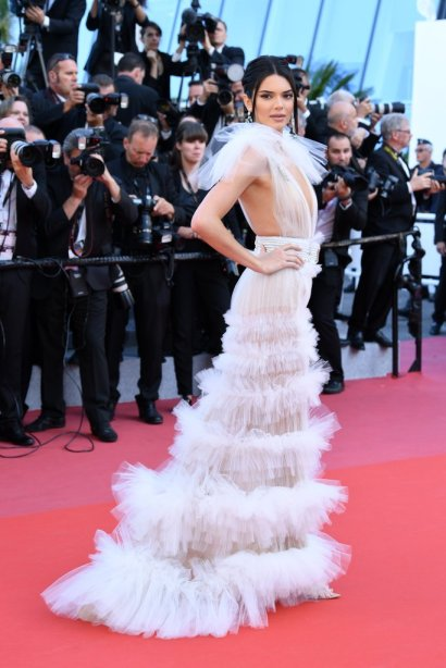 Kendall-Jenner-White-Sheer-Gown-Cannes-2018